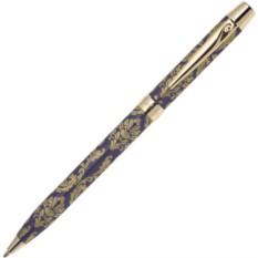 Фиолетовая шариковая ручка Pierre Cardin Les Fleurs