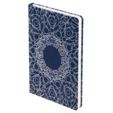 Синий блокнот Раскраска