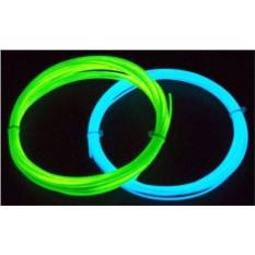 Пластик для 3D ручек PLA-F светящаяся в темноте
