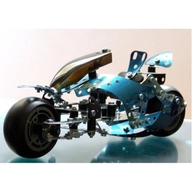 Конструктор Meccano Мотоцикл 5 моделей