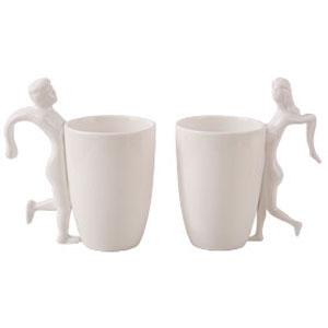 Набор чайный «Адам и Ева»