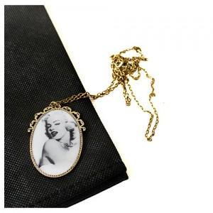Медальон Marylin