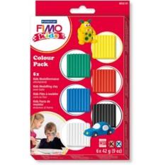 Комплект полимерной глины для детей FIMO kids