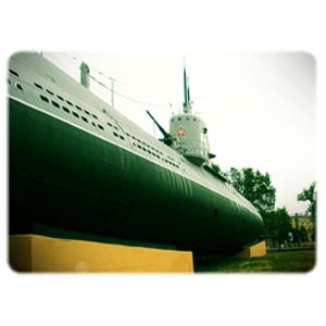 Экскурсия на подводную лодку Народоволец Д2