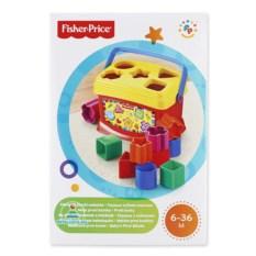 Сортер Fisher-Price «Первые кубики малыша»