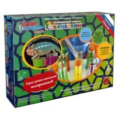 Детский набор для эксприментов «Разноцветные фокусы»