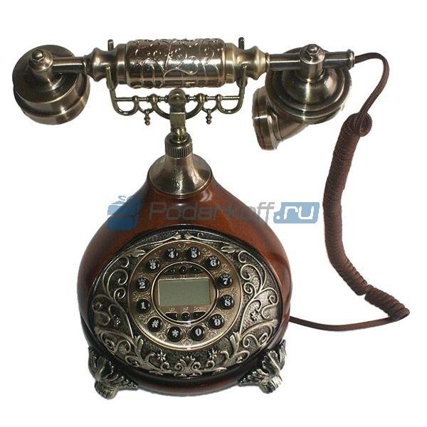 Кнопочный ретро-телефон Оливия