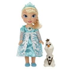 Поющая кукла Эльза Холодное Сердце Принцессы Дисней