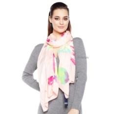 Женский шарф Mario Spado (цвет: бежево-розовый)