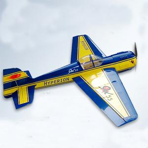 РУ-самолет «ЯК-55»