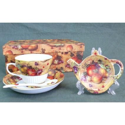 Чайный набор «Фруктовый рай»
