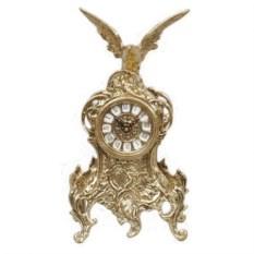 Часы из бронзы с орлом