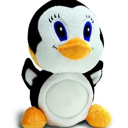 Детский светильник-ночник «Пэкстон» Пингвин