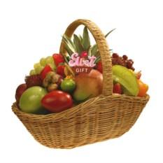 Фруктовая корзина Tutti Frutti Premium