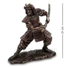 Статуэтка Самурай (цвет: бронзовый)