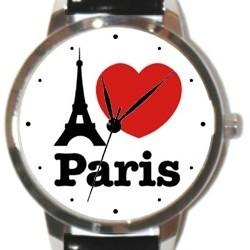 Наручные часы I love Paris