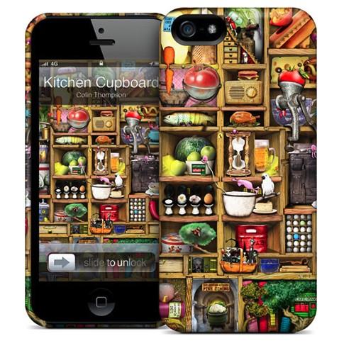 Чехол для iPhone 5 Gelaskins Kitchen Cupboard