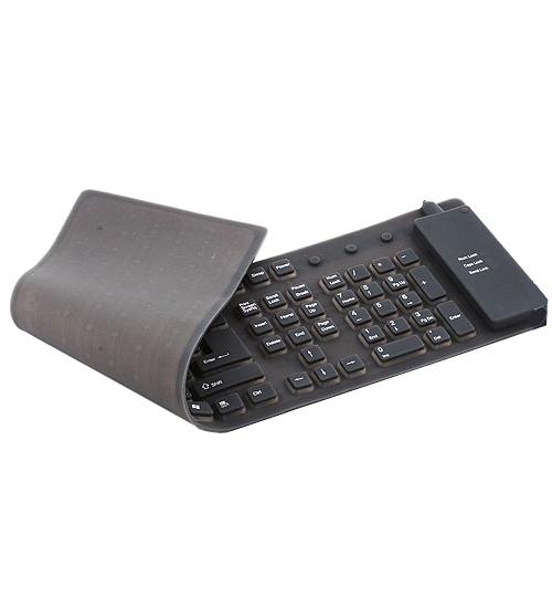 Гибкая клавиатура с подсветкой