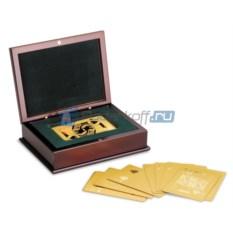 Игральные карты Gold
