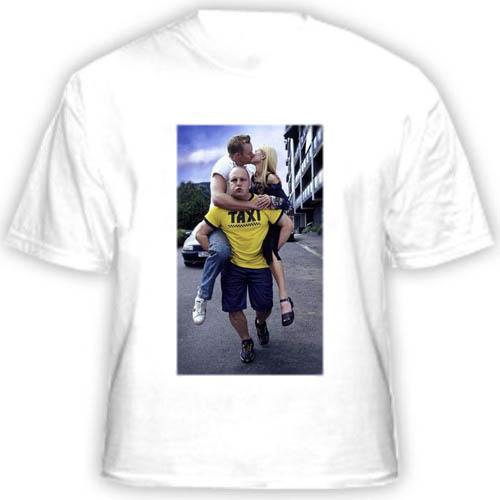 Футболка «Такси»