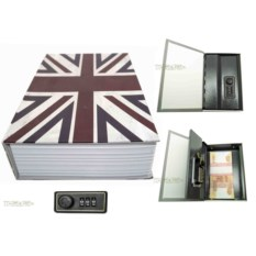 Книга-сейф с кодовым замком Britain