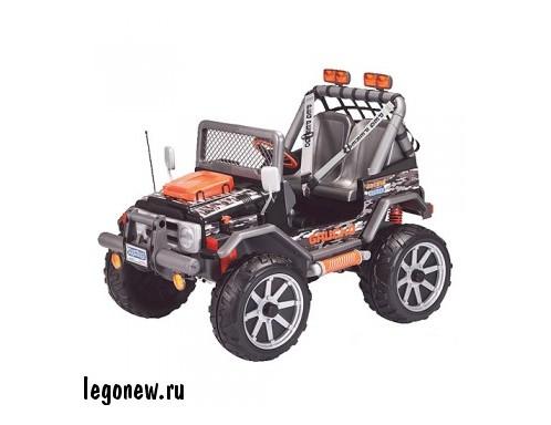 Детский электромобиль Gaucho Rockin (Peg-Perego)