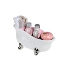 Туалетный набор для ванны Ванночка — дамасская роза