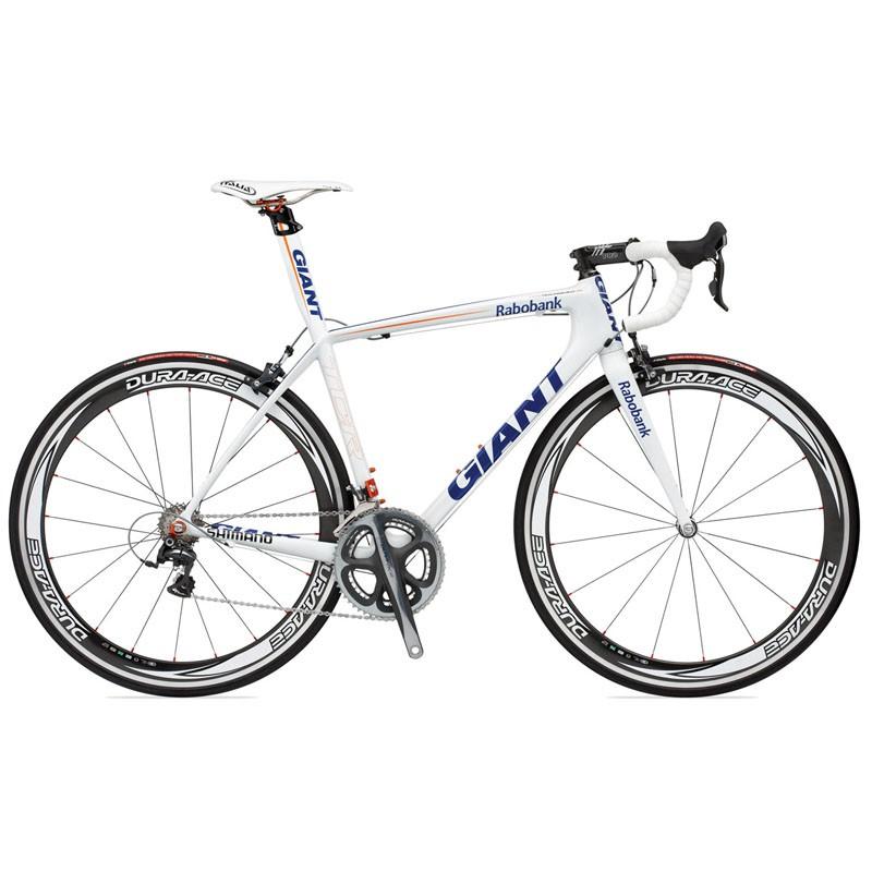 Велосипед Giant TCR ADVANCED SL RABO ISP