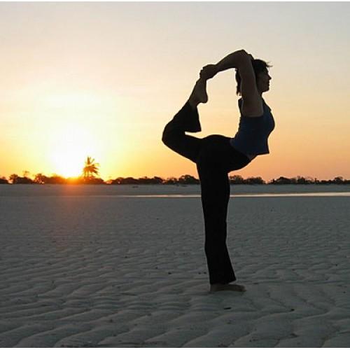 Подарочный сертификат: Урок йоги