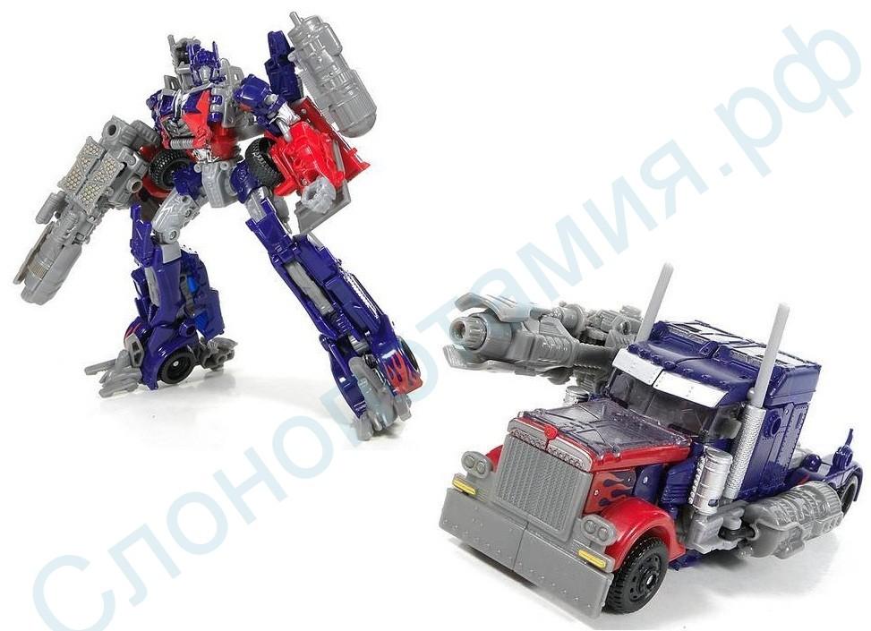 Игрушка Робот-трансформер Оптимус Прайм (Джинрай)