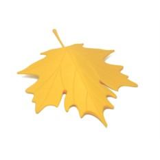 Желтая подпорка для двери Autumn