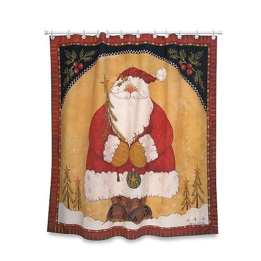 Шторка Traditional Santa