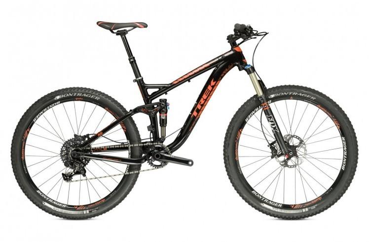 Горный велосипед Trek Fuel EX 9 650b (2015)