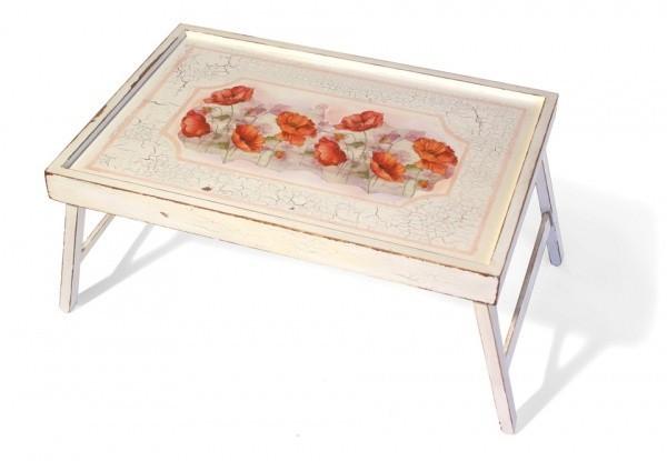 Столик для завтраков Цветочная поляна