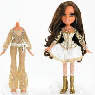 Кукла Братц «В свете софитов, Жасмин»