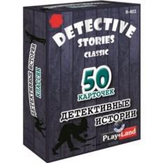 Настольная игра Детективные истории. Классик