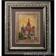 Панно Храм Василия Блаженного