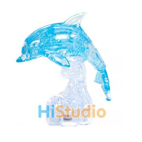 3D пазл Дельфин