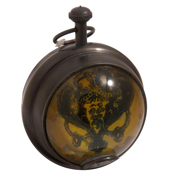 Часы-шар большие Гироскоп