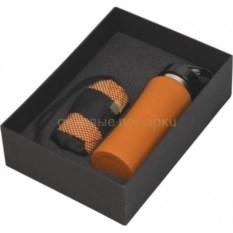 Оранжевый подарочный набор Марафон