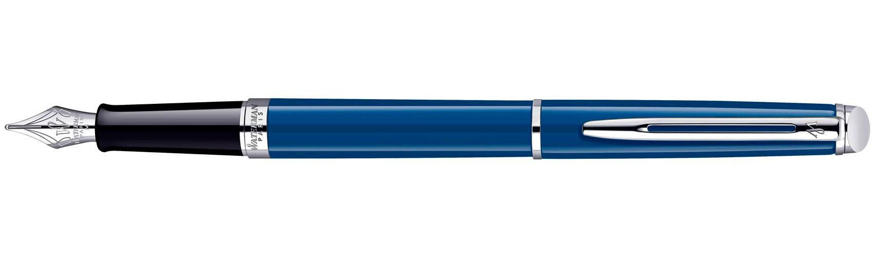 Перьевая ручка Waterman Hemisphere Obsession Blue CT