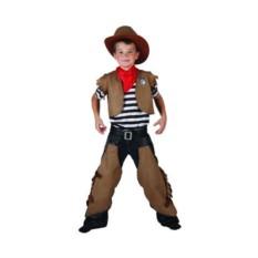 Детский карнавальный костюм ковбоя