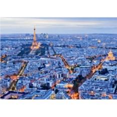 Пазл Educa Огни Парижа