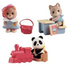 Набор Sylvanian Families Младенец в пластиковой коробке-3