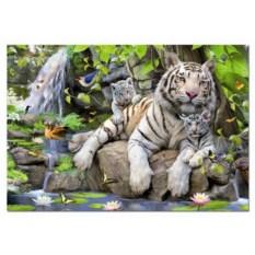 Пазл Educa Белые тигры (1000 шт.)