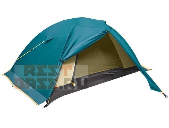 Палатка Nova Tour Эксплорер 4 N, цвет синий