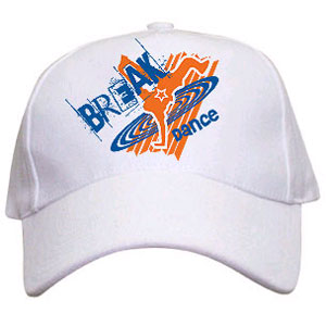 Бейсболка «Break dance»