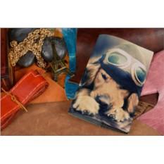 Обложка для ветеринарного паспорта Пилот