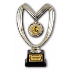 Кубок-сердечко Лучшая женщина-доктор