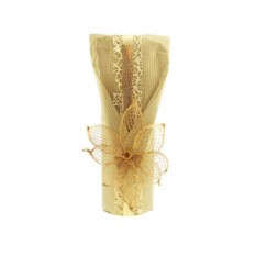 Подарочная упаковка Медовый цвет